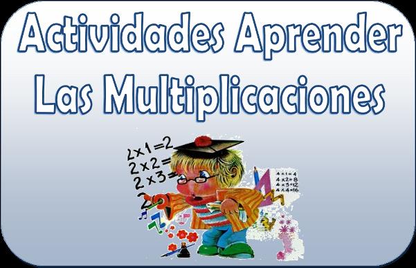 Las tablas de multiplicar - 2