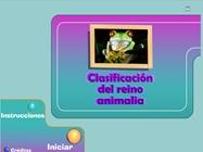 Clasificación del reino animal