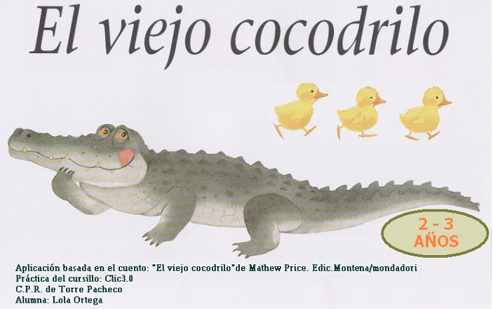 El viejo cocodrilo