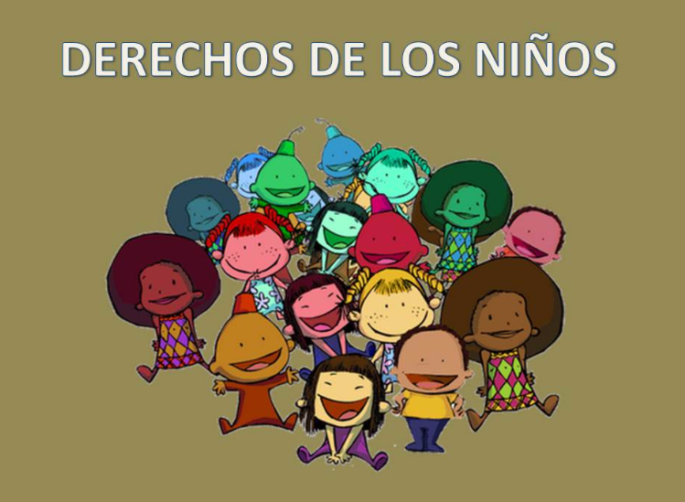 Lo derechos de los niñas y las niñas