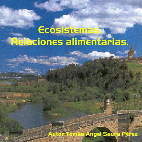 Ecosistemas, Cadena alimentarias