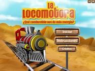 La locomotora, que combustible nos da mas energia
