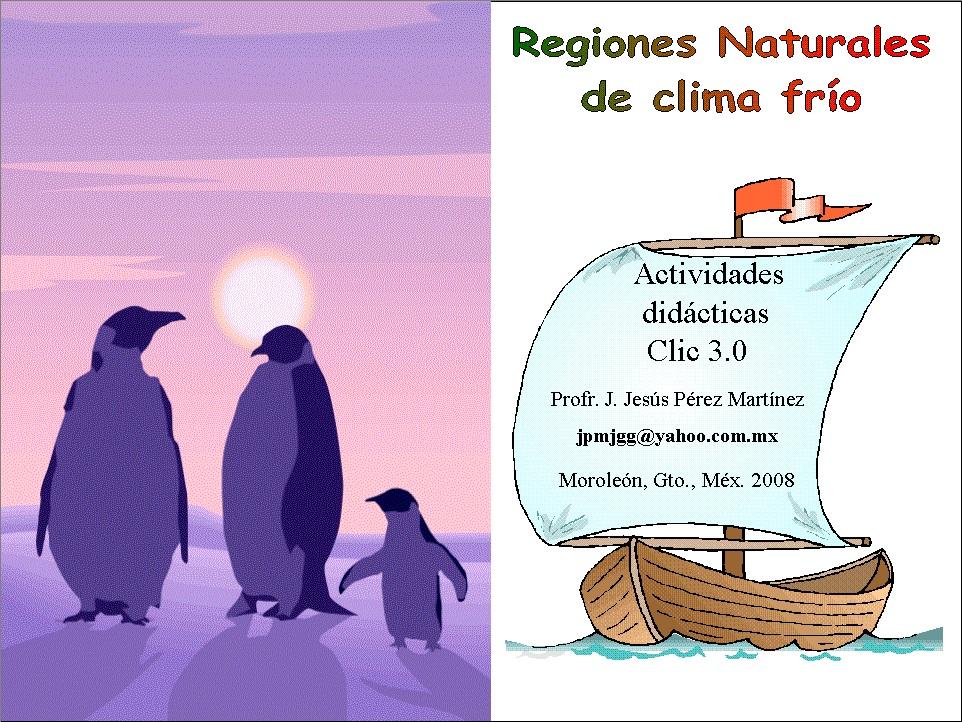 Regiones Naturales de Clima Frío