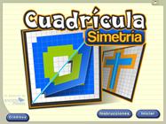Cuadricula, Simetria